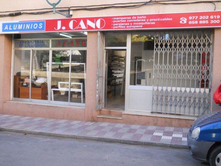 Aluminios J. Cano