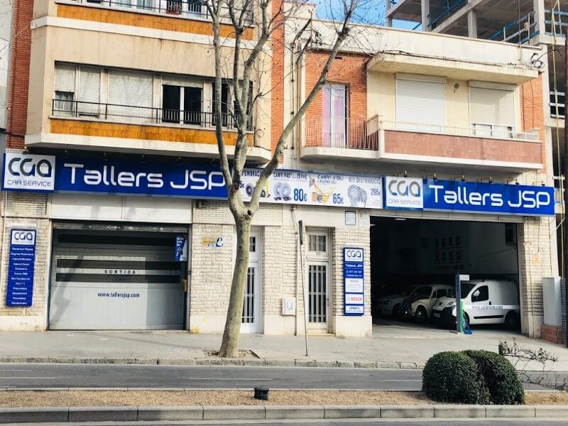 Tallers JSP