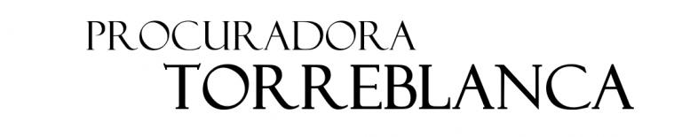 Procuradora Torreblanca