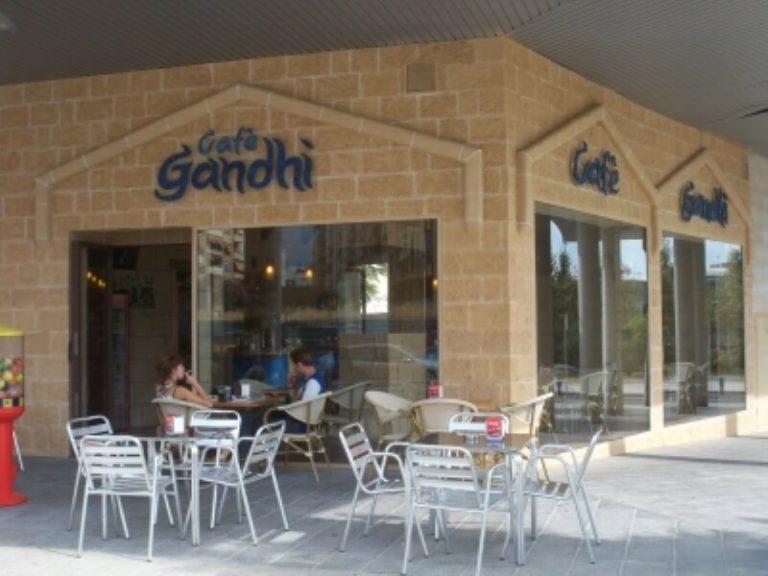 Café Ghandi