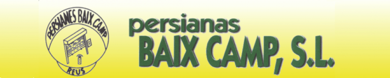 Persianas Baix Camp