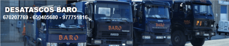 Desatascos BARO