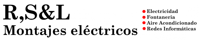RSL Montajes Eléctricos