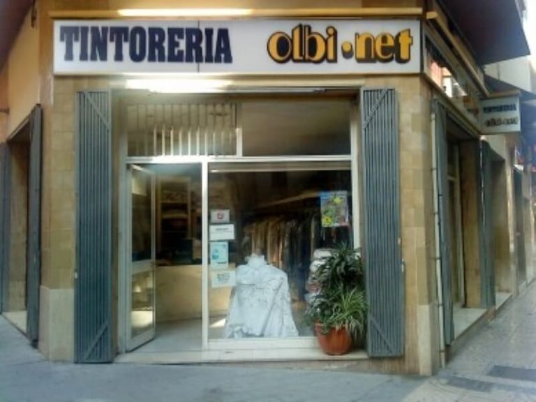 Tintoreria Olbi-Net