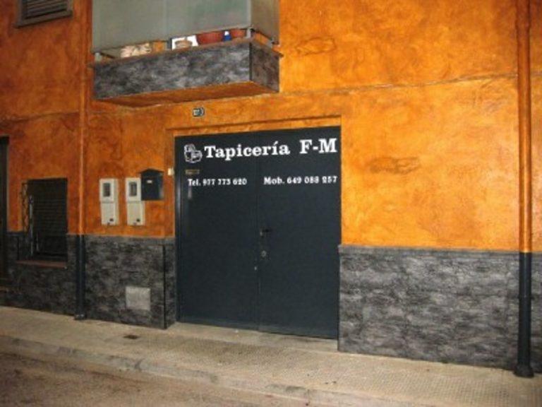 Tapiceria FM