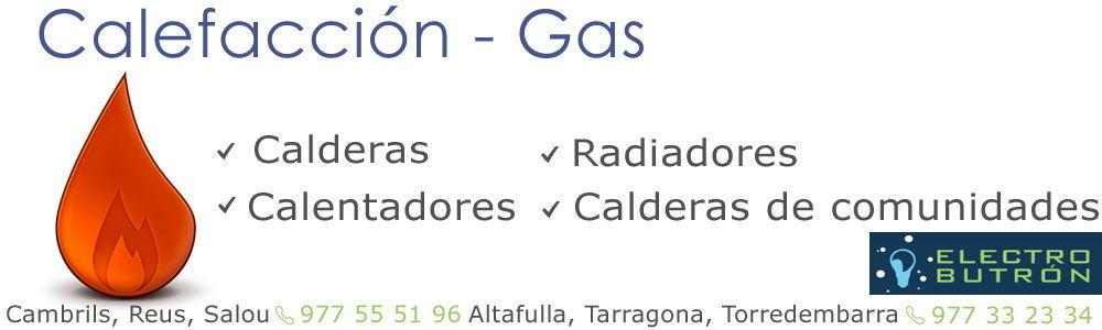 Calefaccion y Gas en Tarragona-web