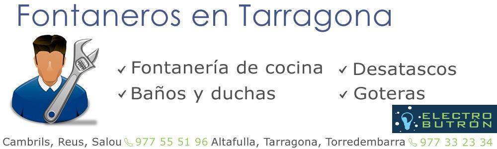 Fontaneros en Tarragona Salou Reus-web